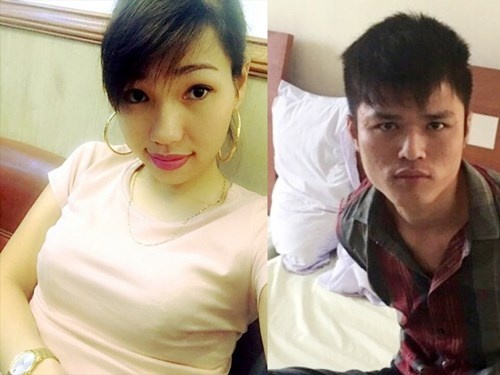 Hot girl Hai Phong tron na, di ban ma tuy voi ban trai hinh anh