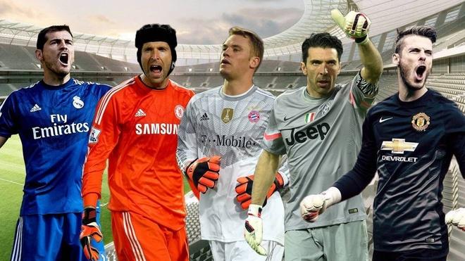 Gianluigi Buffon: Lich su la anh, bay gio cung la anh hinh anh