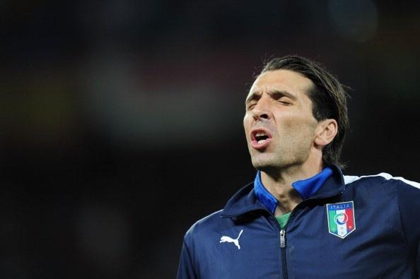 Gianluigi Buffon: Lich su la anh, bay gio cung la anh hinh anh 2