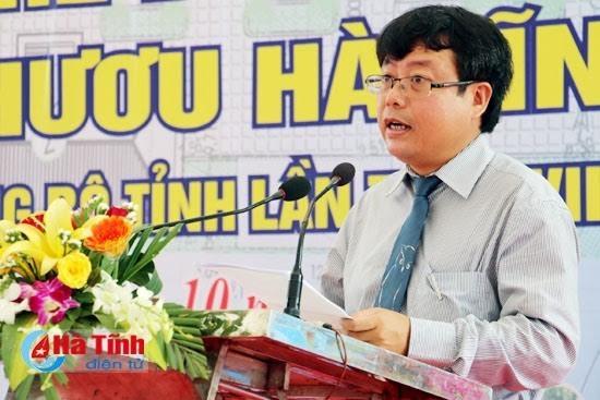 Pho chu tich Ha Tinh: Tam dung chuyen chat thai khoi Formosa hinh anh 1