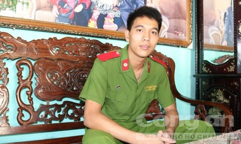 Hoc vien truong canh sat quat nga ten cuop di Exciter hinh anh 1