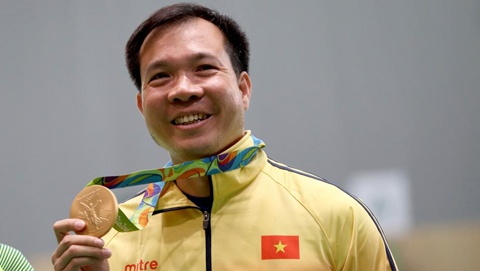 De nghi Nha nuoc tang huan chuong cho xa thu Hoang Xuan Vinh hinh anh 1