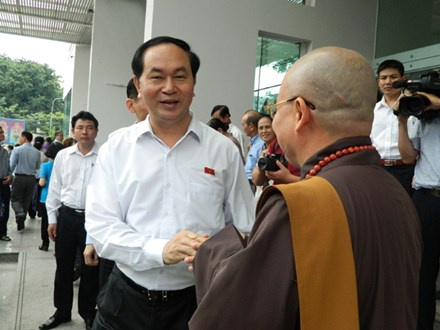 Chu tich nuoc: Trinh Xuan Thanh co tron cung khong thoat hinh anh 1