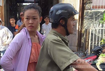 Ca si Hoang Ai My bat trom hinh anh 1