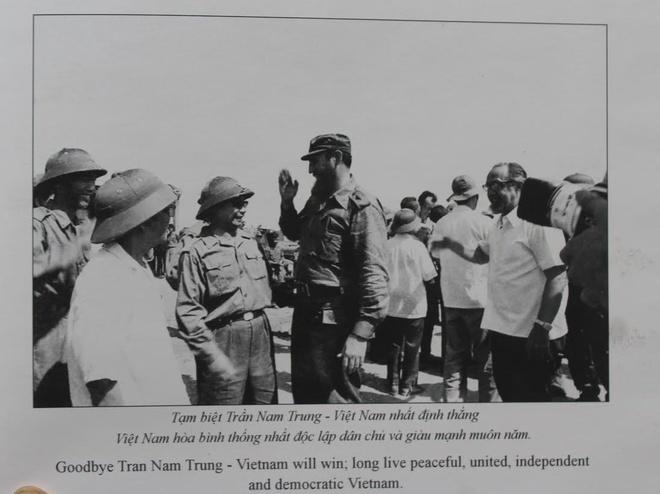 Bai dien thuyet bat hu cua Chu tich Fidel Castro o Quang Tri hinh anh 3