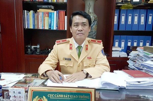 Tuong cong an noi ve phat xe khong chinh chu truoc 'gio G' hinh anh 1