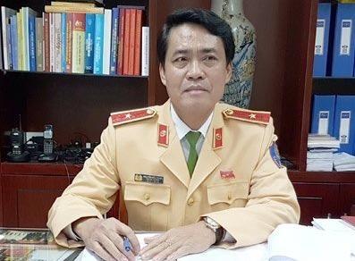 Tuong cong an noi ve phat xe khong chinh chu truoc 'gio G' hinh anh
