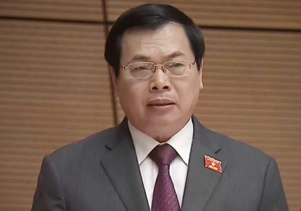 Ong Vu Huy Hoang chinh thuc bi phe phan truoc toan dan hinh anh 1