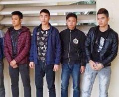 Bat ke cam dau vu truy sat nhom FC Tai Chinh TP Thanh Hoa hinh anh
