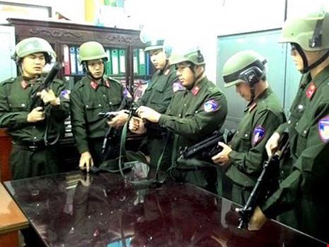 Bo Cong an: Tang cuong chong oan sai trong dieu tra hinh anh