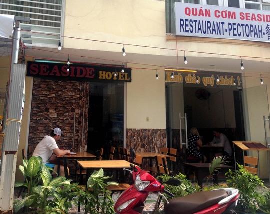 'Chat chem' khach o Nha Trang hinh anh 1