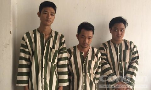 Duong day ma tuy nup trong khach san anh 1