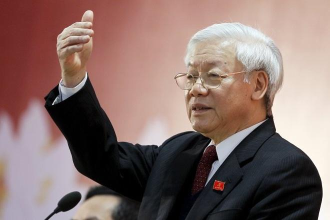 Tong bi thu: Ky luat mot vai nguoi de cuu muon nguoi hinh anh