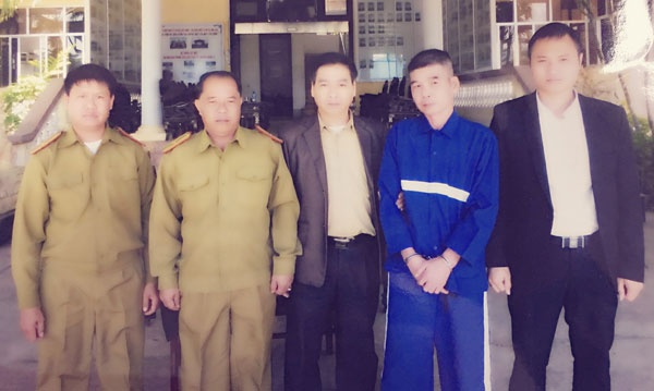 Buon ban ma tuy tu Lao ve Viet Nam anh 1
