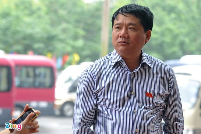 Noi Thanh uy ky luat ong Doan Ngoc Hai la 'loi don vo van' hinh anh 1