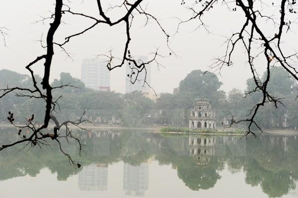 Ha Noi khong dong y dat bieu tuong rua vang tai ho Hoan Kiem hinh anh