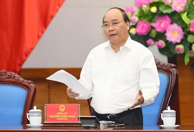 Thu tuong: Chu tich cac tinh da doi thoai voi dan chua? hinh anh 1