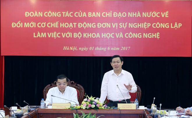 Pho thu tuong: Khong phan biet doi xu don vi cong lap hay dan lap hinh anh 1