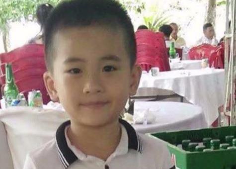 Be trai mat tich o Quang Binh tu vong cach nha hon 1 km hinh anh