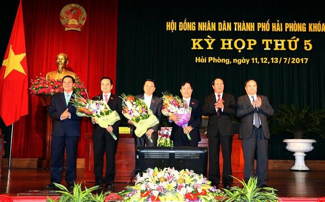 TP Hai Phong co them hai pho chu tich UBND hinh anh