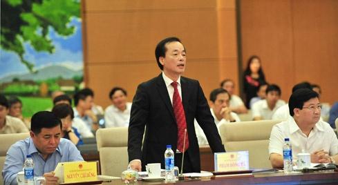 Bo Xay dung: Sai pham tai khu do thi Linh Dam, Ha Noi se xu ly sau hon hinh anh