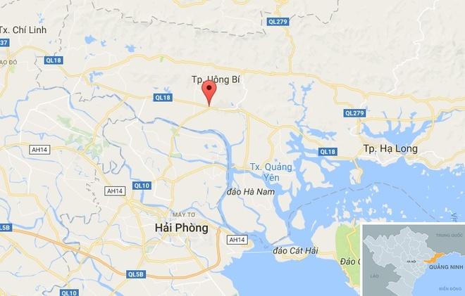 Xe giuong nam o Quang Ninh gap su co khi dang chay hinh anh 3