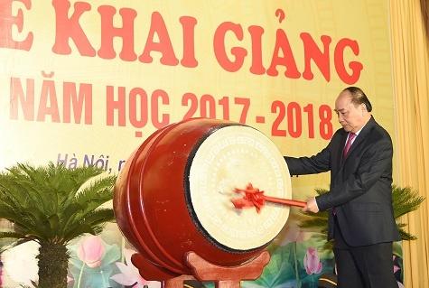 Thu tuong: Can bo phai trong sach, liem chinh, gioi chuyen mon hinh anh