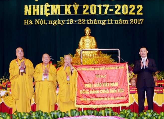 Pho thu tuong du Dai hoi Phat giao lan thu 8 hinh anh 2