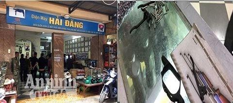 Niem phong so kim loai nghi de su dung cho sung hoi tai cho Hoa Binh hinh anh 1