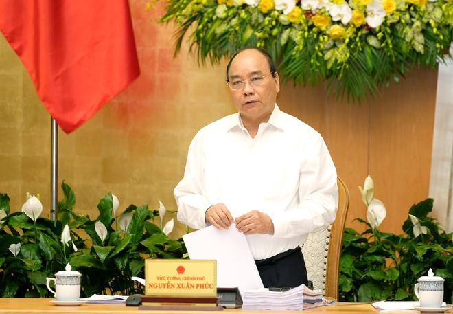 Thu tuong: Phan dau dat tang truong it nhat 6,7% nam 2018 hinh anh 1