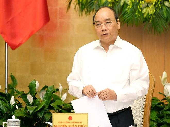 Thu tuong: Phan dau dat tang truong it nhat 6,7% nam 2018 hinh anh