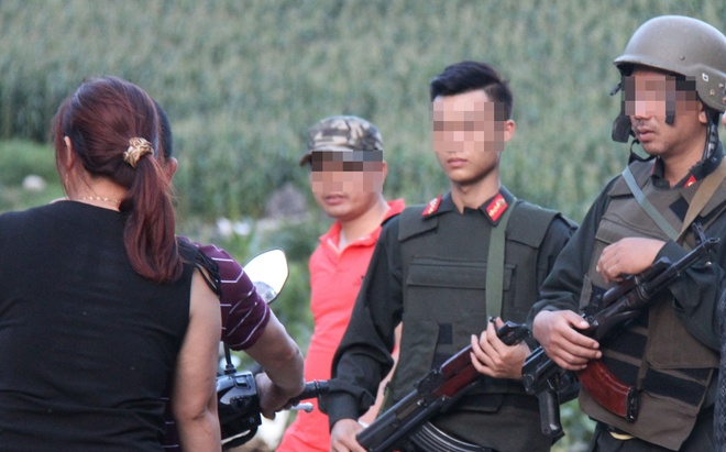 An ninh tai Long Luong that chat sau khi 2 ke truy na bi tieu diet hinh anh