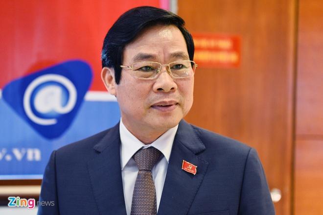 Bo truong Truong Minh Tuan bi thoi chuc Bi thu Ban can su Dang hinh anh 2