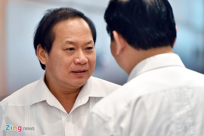 Bo truong Truong Minh Tuan bi thoi chuc Bi thu Ban can su Dang hinh anh 1