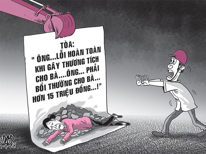 Phai den tien vi day nguoi nga xuong dong da hinh anh