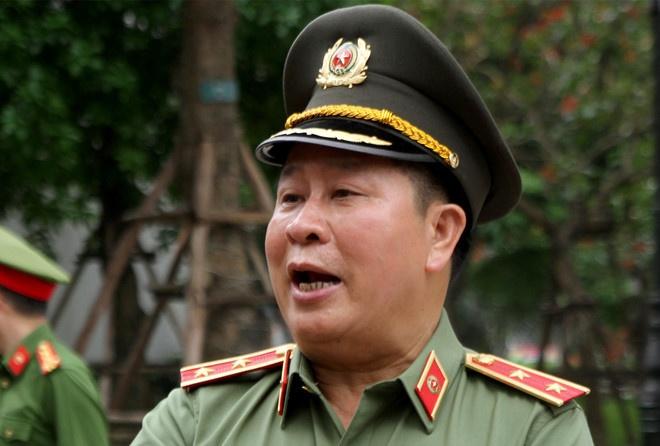 'Ong Bui Van Thanh se khong con la Thu truong Bo Cong an' hinh anh