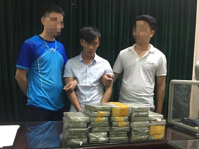 'Ba trum' mua hon 9 ty dong heroin tu Long Luong ve Thai Nguyen hinh anh 2