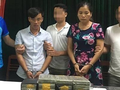 'Ba trum' mua hon 9 ty dong heroin tu Long Luong ve Thai Nguyen hinh anh