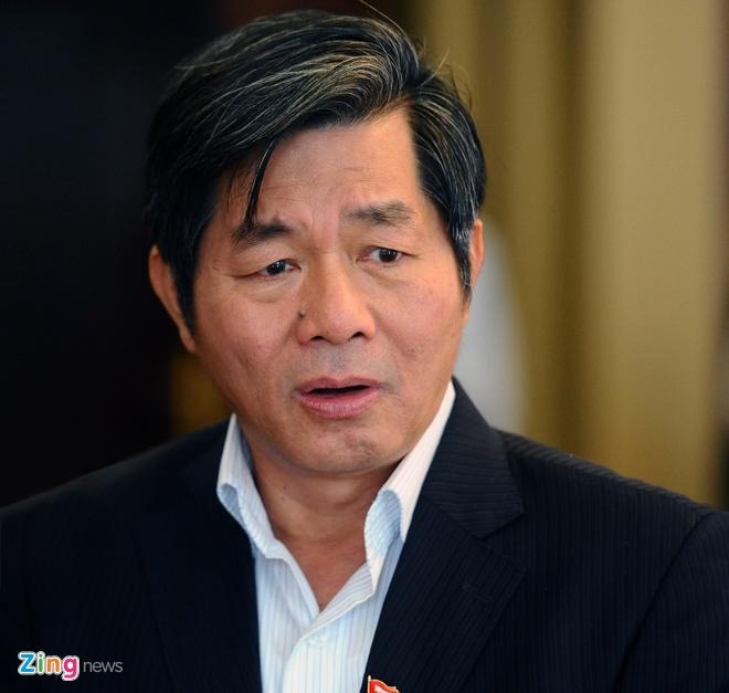 De nghi xem xet ky luat cuu Bo truong Bui Quang Vinh hinh anh 1