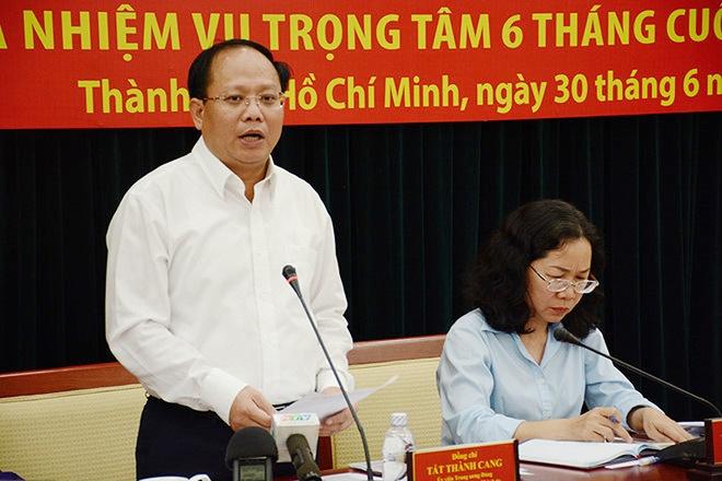 Vi pham cua ong Tat Thanh Cang rat nghiem trong hinh anh 1