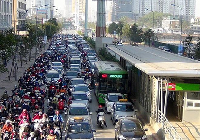 Se xu nghiem xe ca nhan lan lan buyt nhanh BRT hinh anh 1