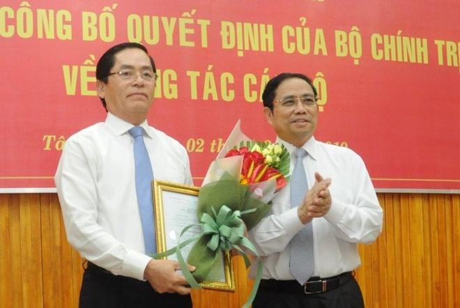 Ong Pham Viet Thanh lam Bi thu Tay Ninh hinh anh 1