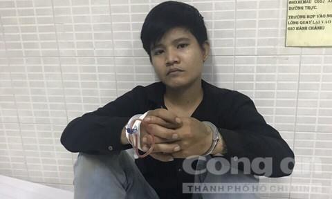 Nổ súng bắt hai tên trộm manh động ở Sài Gòn