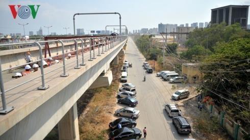 TP.HCM tổ chức các bãi giữ xe máy cho khách đi xe buýt