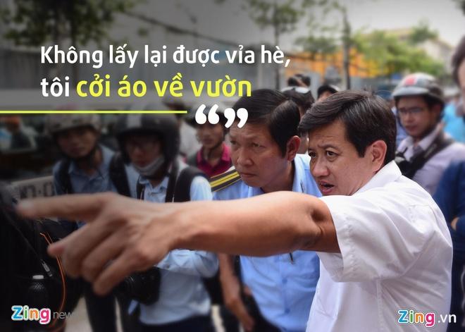 Ông Đoàn Ngọc Hải thôi làm Phó chủ tịch quận 1