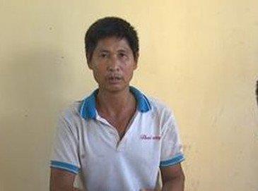 Gã đàn ông 50 tuổi cưỡng hiếp bé gái 10 tuổi cùng xóm