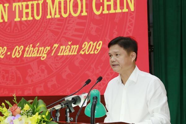 Se kiem diem Ban Thuong vu Thanh uy Ha Noi lien quan vi pham o Ba Vi hinh anh 1