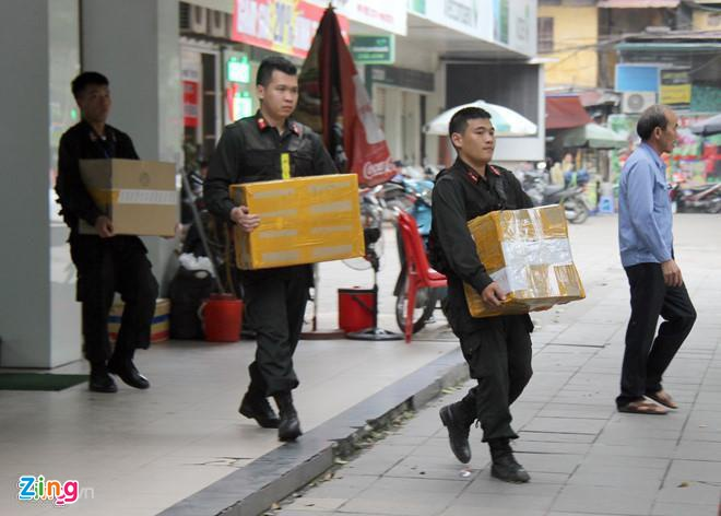 Chu tich Ha Noi chi dao cung cap tai lieu vu Nhat Cuong cho Bo Cong an hinh anh 1