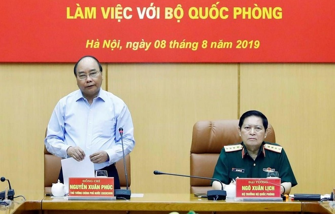 Thu tuong: Quan ly chat che, phat huy hieu qua su dung dat quoc phong hinh anh 1