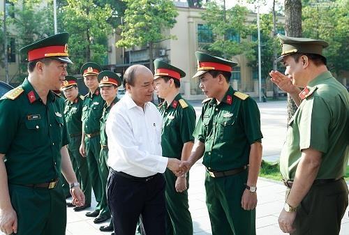 Thu tuong kiem tra cong trinh, khu vuc Lang Chu tich Ho Chi Minh hinh anh 2